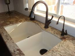 Light Colored Blanco Silgranit Sinkstaining - Blanco kitchen sink reviews
