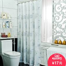 Waterproof Bathroom Window Curtain Mildew Proof Waterproof Bath Curtain Bathroom Partition Door