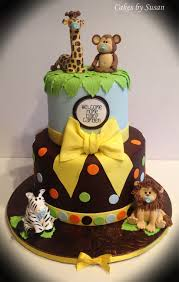 jungle baby shower cakes baby shower jungle baby shower cake check out my website