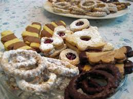 christmas cookies part 3 rings venčeky recipe slovak cooking