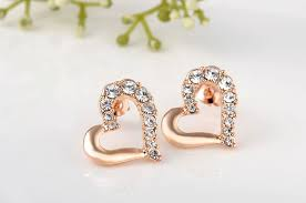 simple earrings design awesome simple gold earring design jewellry s website