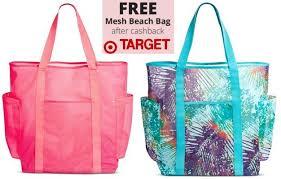 target black friday ebates new topcashback members get a free mossimo beach bag at target