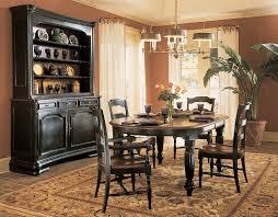 black dining room sets black and brown dining room sets