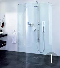 the latest shower enclosures real homes