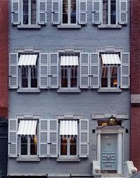 Exterior Doors Nyc Authentic Nyc Townhouse Redd Pinterest Front Doors