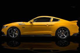 Black Mustang Saleen 2015 Saleen 302 Black Label Mustang Unveiled Autofluence