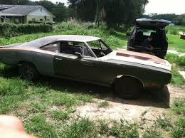 1969 dodge charger project sell 1969 dodge charger base 7 2l project car in green cove