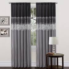 Sun Blocking Curtains Walmart by Coffee Tables Inspirational Grey And White Blackout Curtains