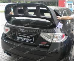 wrc subaru engine subaru wrx impreza 10th wrc and sti spoiler cr02 13 024 4 x