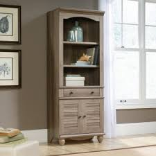 Bookcase With Doors And Drawers Bookcases Bookshelves With Drawers Hayneedle