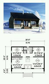Floor Plan Simple House 1132 Best House Plans Images On Pinterest Small House Plans