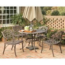 plastic patio furniture aluminum patio dining furniture