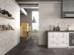idee carrelage cuisine idees de carreaux mur la cuisine moderne waaqeffannaa org
