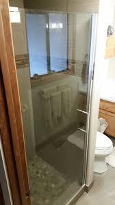 Hinged Glass Shower Door Hinged Glass Shower Door Installation Services Hedgehog Home