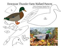 mallard duck felt ornament occasions and holidays