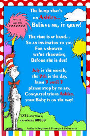 dr seuss baby shower invitations dr seuss baby shower invitations baby shower invitations