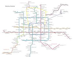 Shanghai Metro Map by Beijing Subway Map Beijing Subway Route And Timetable