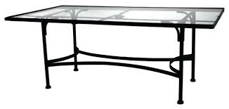 black rectangular patio dining table rectangular patio dining table internationalfranchise info