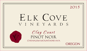 Oregon Ava Map by Twill Cellars Northern Willamette Valley Pinot Noir 2014 Avalon
