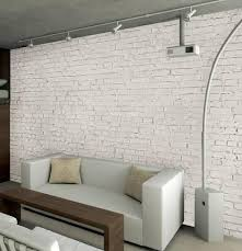 brick wall design 30 best ideas about living rooms with white brick walls white