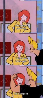 Johnny Bravo Meme - johnny bravo again meme by reidmarcus2 memedroid