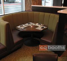 Restaurant Booths And Tables by Booth Shapes And Sizes Archives Cqbooths