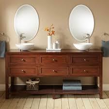 Espresso Bathroom Vanity 72
