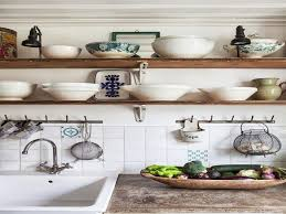 62 country shelves ideas country kitchen shelves kitchen design