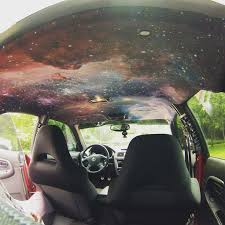 Car Roof Interior Repair Galaxy Headliner Galaxy Themed Cars Pinterest Cars Car