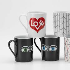 coffee mug eyes by vitra yliving