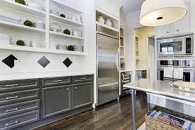 backsplash for black and white kitchen black and white pattern tile backsplash contemporary