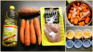 cuisiner pour bebe recettes bébé l idée de repas pour bébé sans babycook