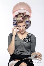 sissy boys hair dryers these rollers did not fit under this dryer experience knows