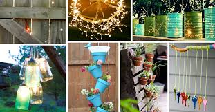Easter Backyard Decorations by 40 Outstanding Diy Backyard Ideas