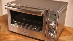 Hamilton Beach Set Forget Toaster Oven With Convection Cooking Frigidaire Professional 6 Slice Convection Toaster Oven Review Cnet