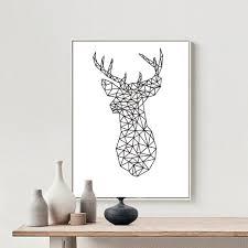 deer head home decor origami deer choice image craft decoration ideas
