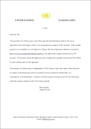 cover letter united nations library assistant cover letter aimcoach me
