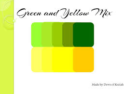 yellow color combination green and yellow mix i love 9ja owanbe