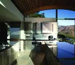 Modern Luxury Kitchen With Granite Countertop Bar Amazing Granite Countertop And Beautiful Modular Outdoor