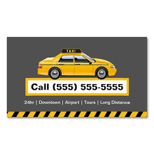 Business Cards Own Design 2018 Best Limo Taxi Business Cards Images On Pinterest Limo
