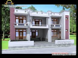 House Plan Awesomeian Home Design Elevation Contemporary Front