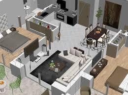 detailed floor plan 3d cgtrader