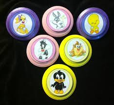 baby looney tunes adorable wall plaques celebrations