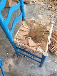Recaning A Chair Chairs To Benches Kelltay