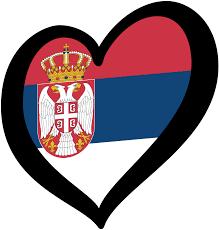 Flag Of Serbia Serbien Beim Eurovision Song Contest U2013 Wikipedia