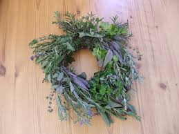 herb wreath how to make an herb wreath bonnie plants