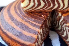 gateau cuisine recette de gâteau tigré ou zebré la recette facile
