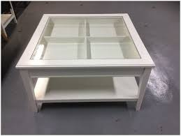 Display Case Coffee Table by Lack Coffee Table White Length 46 1 2 Cocinacentralco Jericho