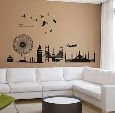 new way decals wall sticker scenic wallpaper price in india buy on offer