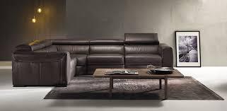 natuzzi b790 umberto sectional texas leather interiors